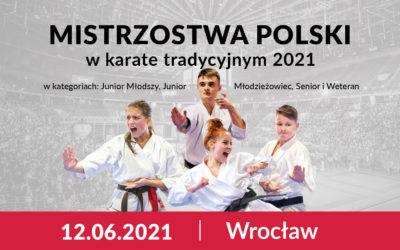 Mistrzostwa Polski w Karate Tradycyjnym 2021