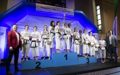 Mistrzostwa Polski w Karate Tradycyjnym 2021 przeszły do historii