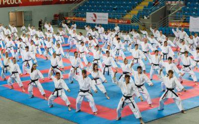 Zgrupowanie karate tradycyjnego w Płocku