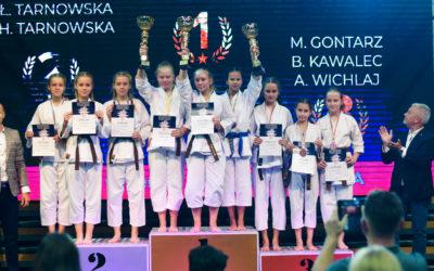 Wyniki Mistrzostw Polski Dzieci w Karate Tradycyjnym